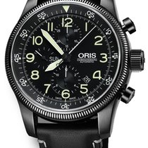 Oris Big Crown Timer Chronograph 675.7648.4234.LS