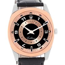 Rolex Cellini Danaos 18k White And Rose Gold Watch 4243