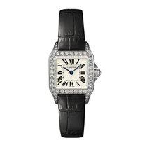 Cartier Santos Demoiselle  Ladies Watch Ref WF902007