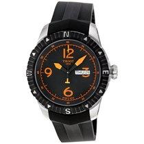 Tissot T-Navigator Automatic Black Dial Mens Watch T0624301705701