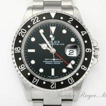 Rolex GMT MASTER II STAHL 16710 T AUTOMATIK