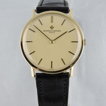 Vacheron Constantin 18k Yellow Gold - B&P serviced