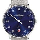 Meistersinger Neo 36 mm Blue Dial