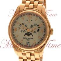 Patek Philippe Annual Calendar Moonphase, Cream Dial - Rose...