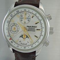 Armand Nicolet Hunter Chronographe Calendar