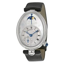 Breguet [NEW]Reine De Naples Mother of Pearl Dial White Gold...