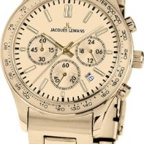 Jacques Lemans Rome Sports 1-1586ZN Unisexuhr Sehr Sportlich