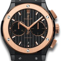 Hublot [NEW] Classic Fusion Chronograph Automatic 521.CO.1781.RX