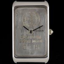 Corum Platinum 15g 999.0 Union Bank of Switzerland Ingot...