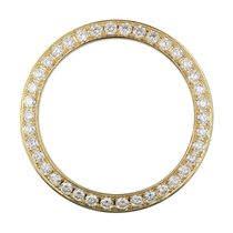 勞力士 (Rolex) Rolex 36mm Oversize Yellow Gold Round Diamonds...
