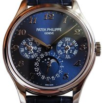 Patek Philippe 5327G-001 Grand Complications 39mm Royal Blue...
