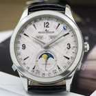 Jaeger-LeCoultre Master Calendar Metorite Dial SS / Leather