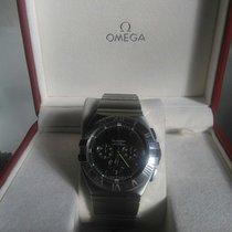 Omega Constellation Double Eagle