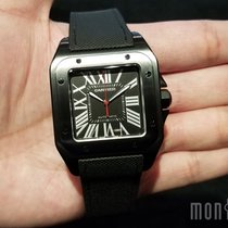 Cartier WSSA0006 Santos 100 Carbon 41mm
