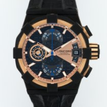 Concord C1 Mecatech Rose Gold PVD