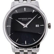 Raymond Weil Toccata 39 Stainless Steel Blue Dial
