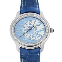 Audemars Piguet Millenary Ladies Gem set Diamond Bezel