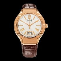 Piaget [NEW] Polo 43mm Automatic 18K Rose Gold Mens Watch