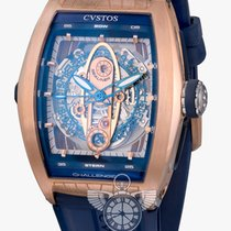 Cvstos Challenge Sealiner Pink Gold