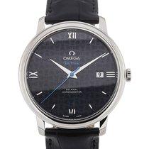 Omega De Ville Orbis 40 Date Blue Dial