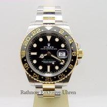 Ρολεξ (Rolex) GMT Master II Stahl/Gelbgold