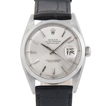 Rolex Datejust Steel with Silver Dial Ref: 1600