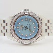 Breitling Callistino MOP Factory Diamonds 28mm Ref. A72345