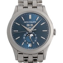 Patek Philippe Complication Annual Calendar Moon Phase