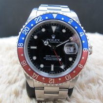 勞力士 (Rolex) GMT MASTER 16700 Pepsi Red/Blue Bezel