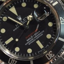 Rolex Submariner 1680 Vintage Original Box, Papers, and Reciept