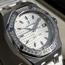 Audemars Piguet new Ap  Lady Royal Oak Diamond Stainless Steel...