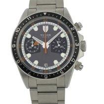 Tudor Heritage Chronograph Grey dial