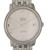 Omega De Ville Prestige Co-Axial Stahl Automatik 37mm