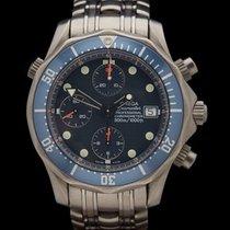 Omega Seamaster Chronograph Titanium Gents 2298.80.00