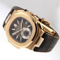 Patek Philippe Nautilus 5980R Rose Gold Chronograph
