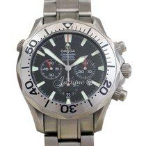 Omega Seamaster 2293.52.00 300M Americas Titanium