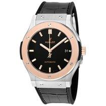Hublot Classic Fusion Mat Black Dial Automatic Men's Watch