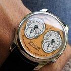 F.P.Journe Chronometre a resonance - Salmon dial