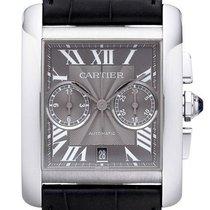 Cartier Tank MC Edelstahl Chronograph W5330008