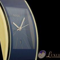 Rado Integral High-Tech Black & Golden Ceramic | 30 x 23 mm