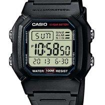 Casio W-800H-1AVES Collection Herren 37mm 10ATM