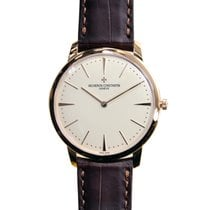 江诗丹顿 (Vacheron Constantin) Patrimony Traditionelle 18k Rose...