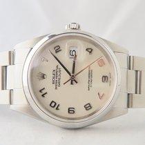 Rolex Datejust 36mm Roman Cream Dial/Box/ Ref 16200