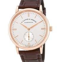 A. Lange & Söhne 219.032 Saxonia Mens 35mm Manual in Rose...