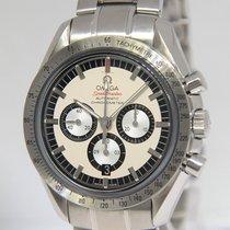 Omega Speedmaster Legend Michael Schumacher Steel Mens Watch...