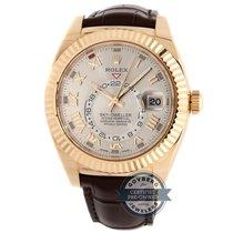 Rolex Oyster Perpetual Sky-Dweller 326138