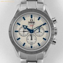 Omega Speedmaster Broad Arrow Co-Axial Chronograph 42mm