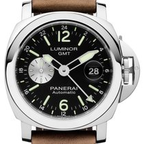 Panerai LUMINOR GMT AUTOMATIC ACCIAIO PAM01088