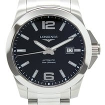 Longines Conquest Classic Gents