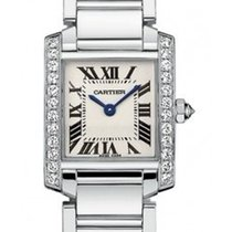 Cartier Tank Francaise 18K Solid Gold Diamonds